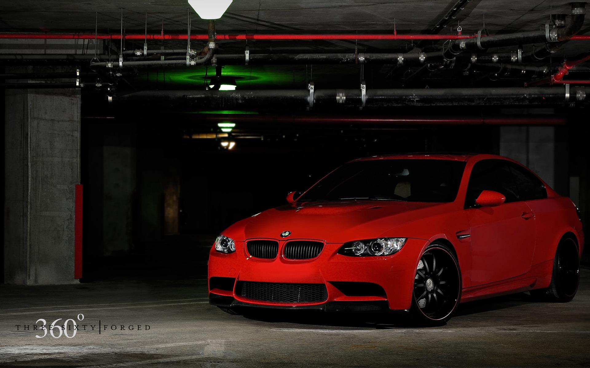 Обои BMW M3 Coupe 1920x1200