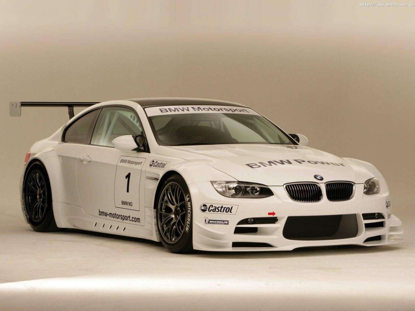 Обои BMW - M3 Race Version 1600x1200