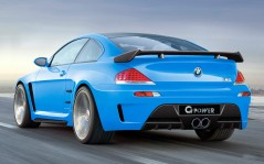 BMW M6 G-power / 1920x1200