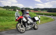 BMW R 1200 GS outdoor / 1920x1200