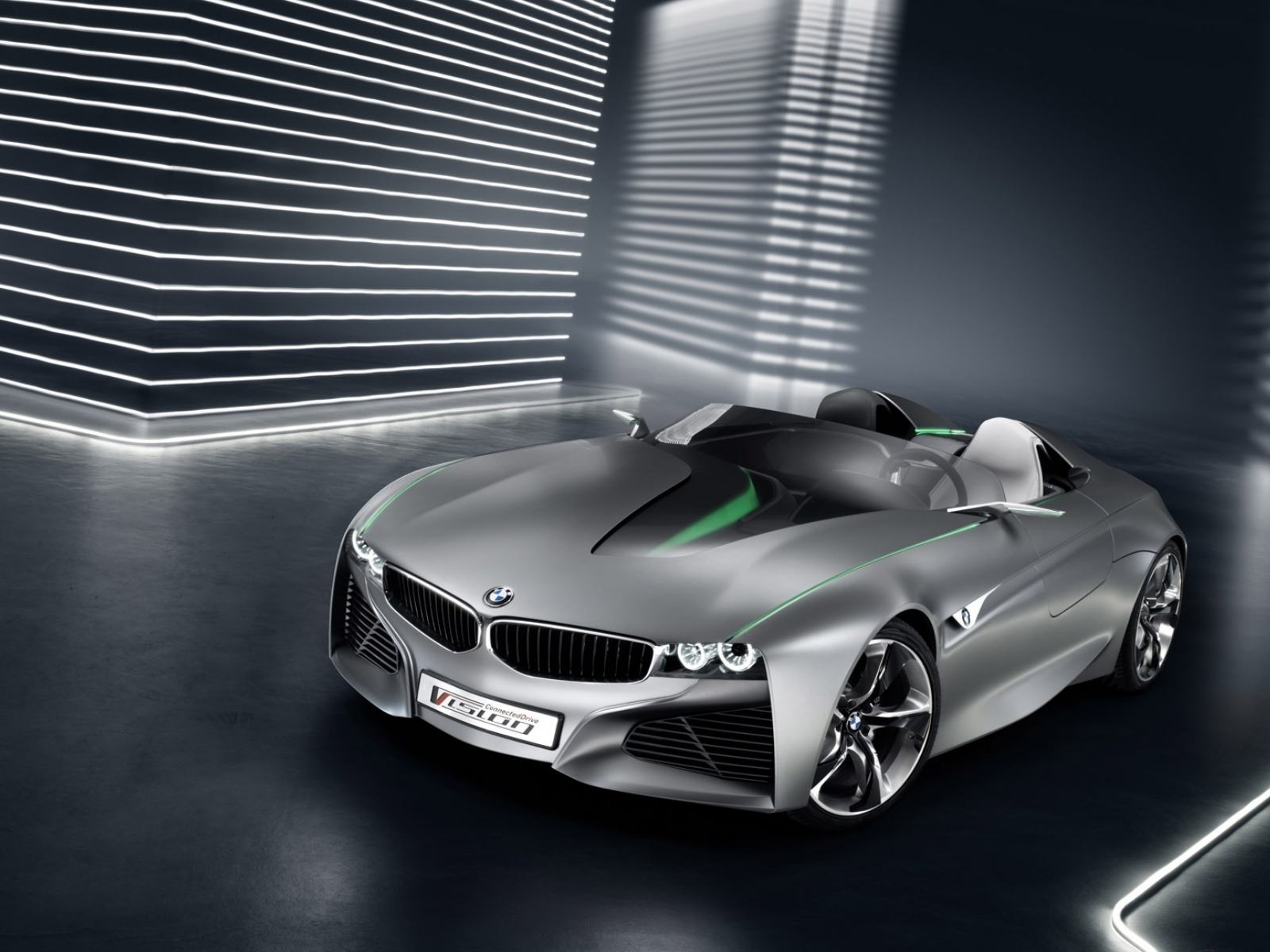 Обои BMW-Vision-ConnectedDrive 1600x1200
