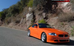 BMW Z4 M Coupe / 1600x1200