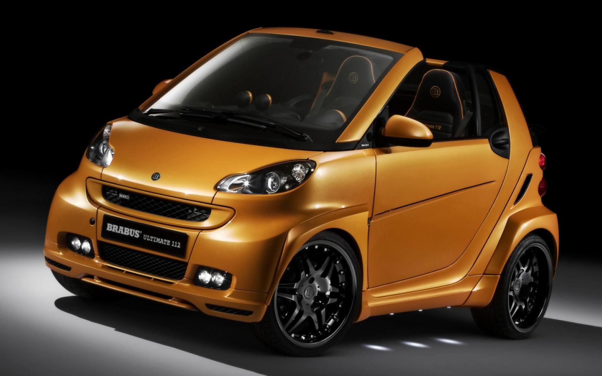 ���� Brabus Smart Ultimate 1920x1200