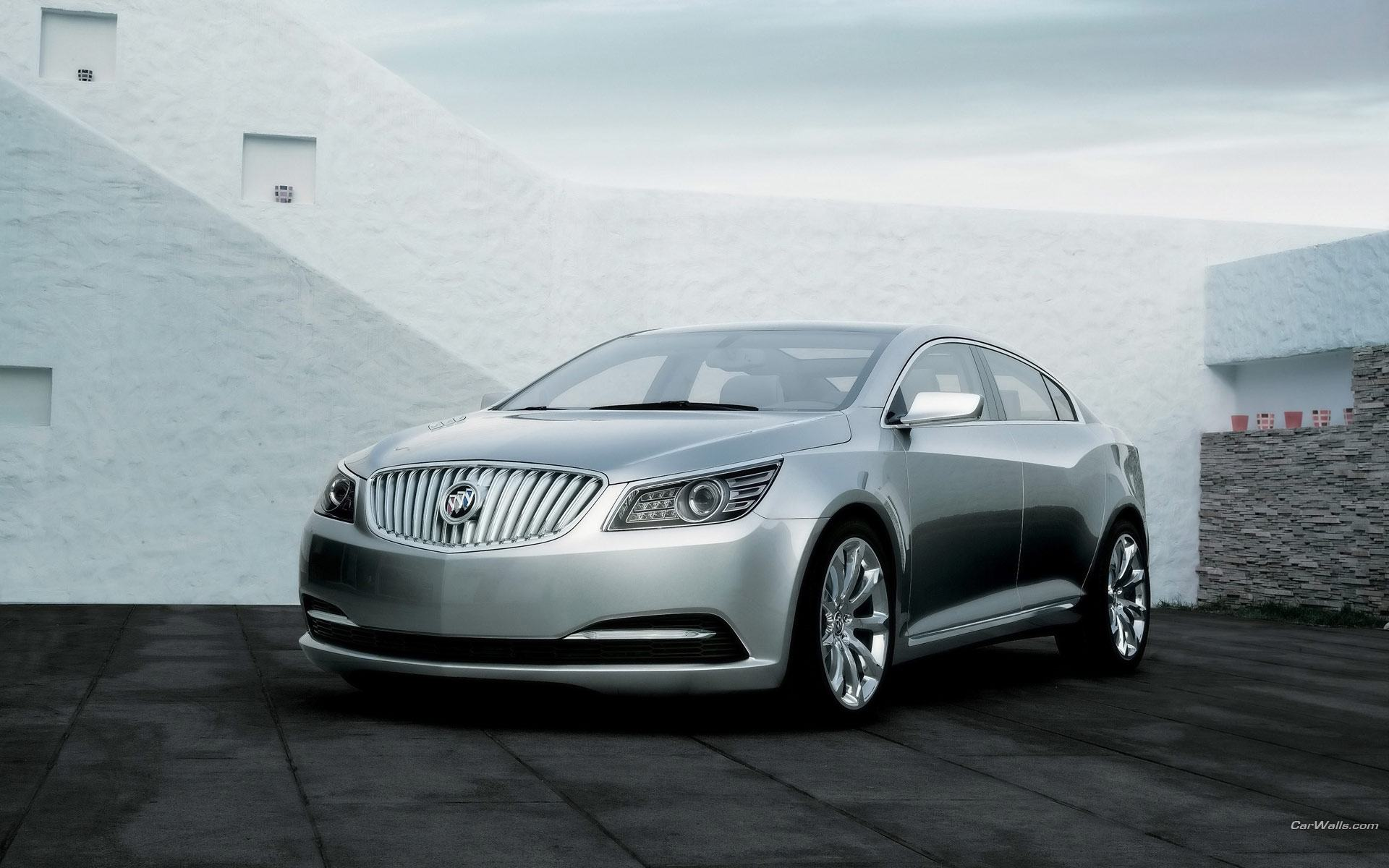 Обои Buick Invicta concept car 1920x1200
