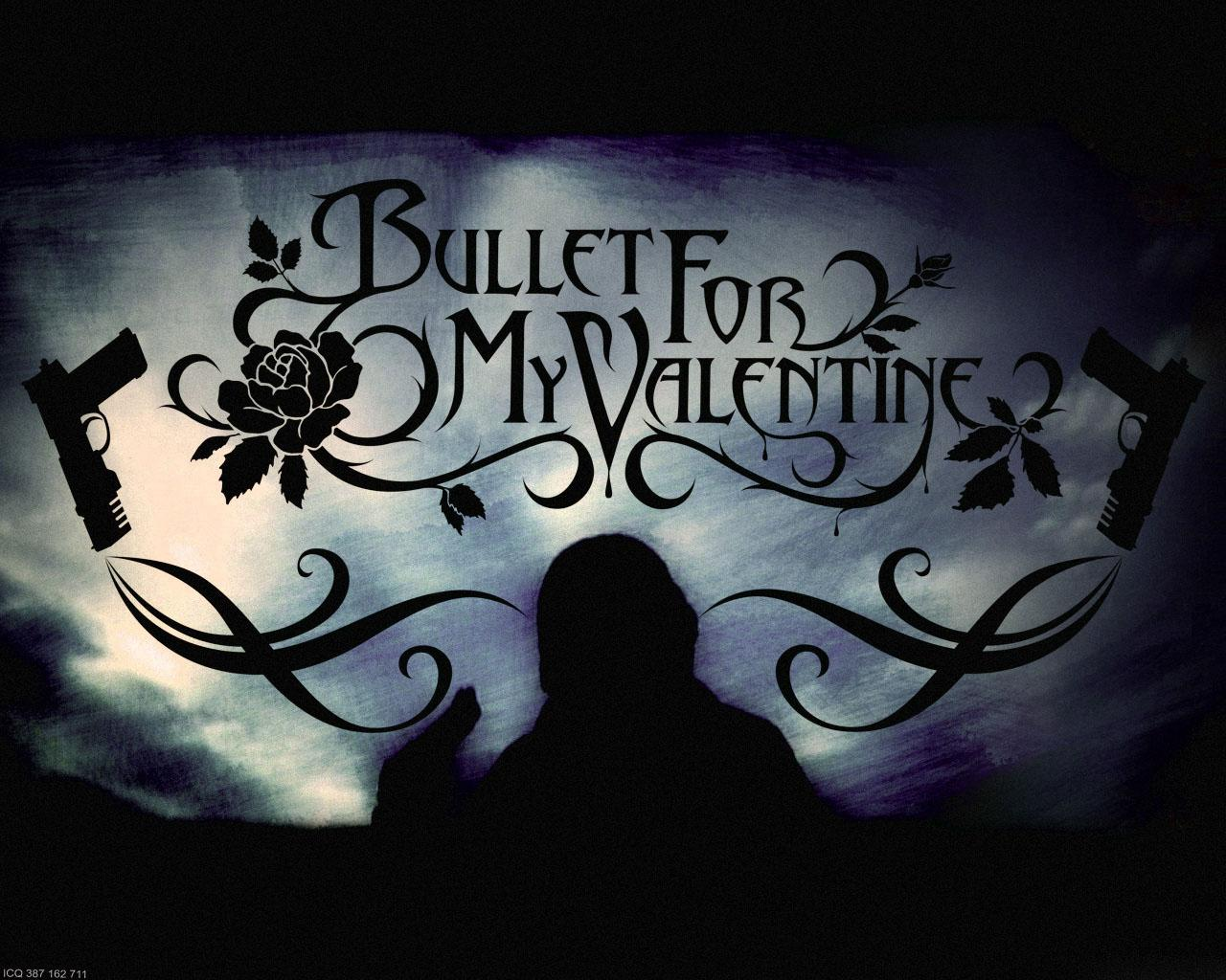 Обои Bullet for my Valentine 1280x1024
