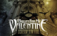 Bullet For My Valentine - Scream Aim Fire / 1600x1200