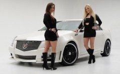 Cadillac CTS / Кадиллак CTS / 1600x1200