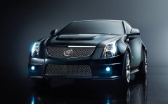 Cadillac CTS-V Coupe / 1920x1200