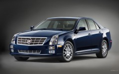 Cadillac STS / 1920x1200