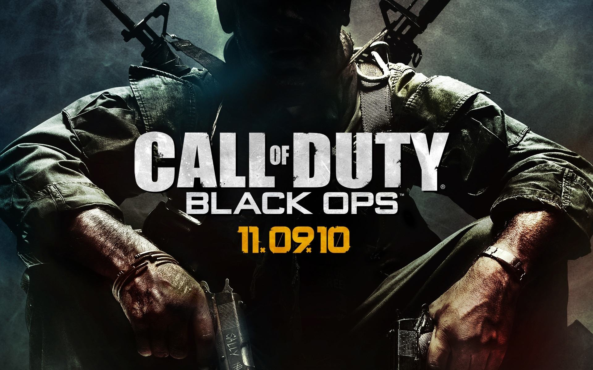 Обои Call of Duty 7, Black Ops 1920x1200