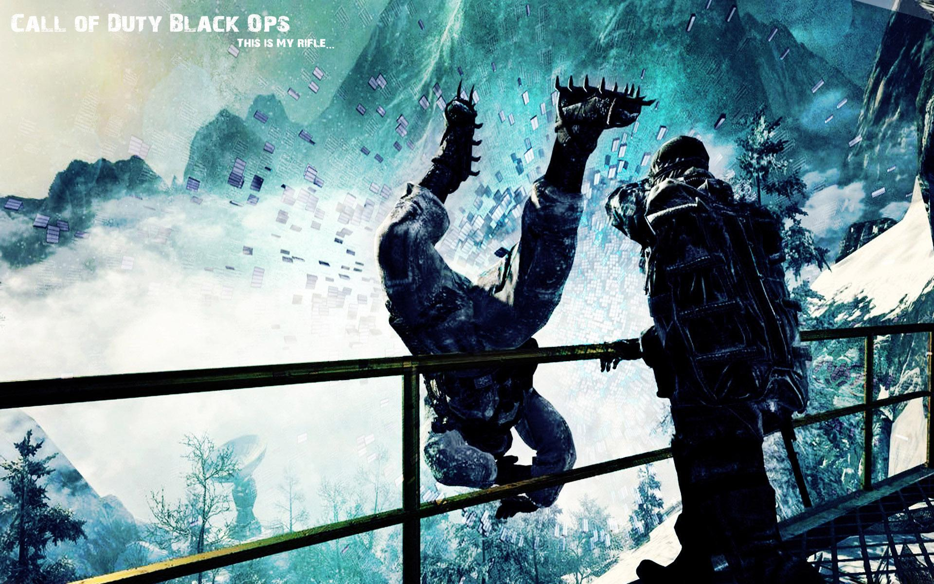 Обои Call of Duty: Black Ops 1920x1200