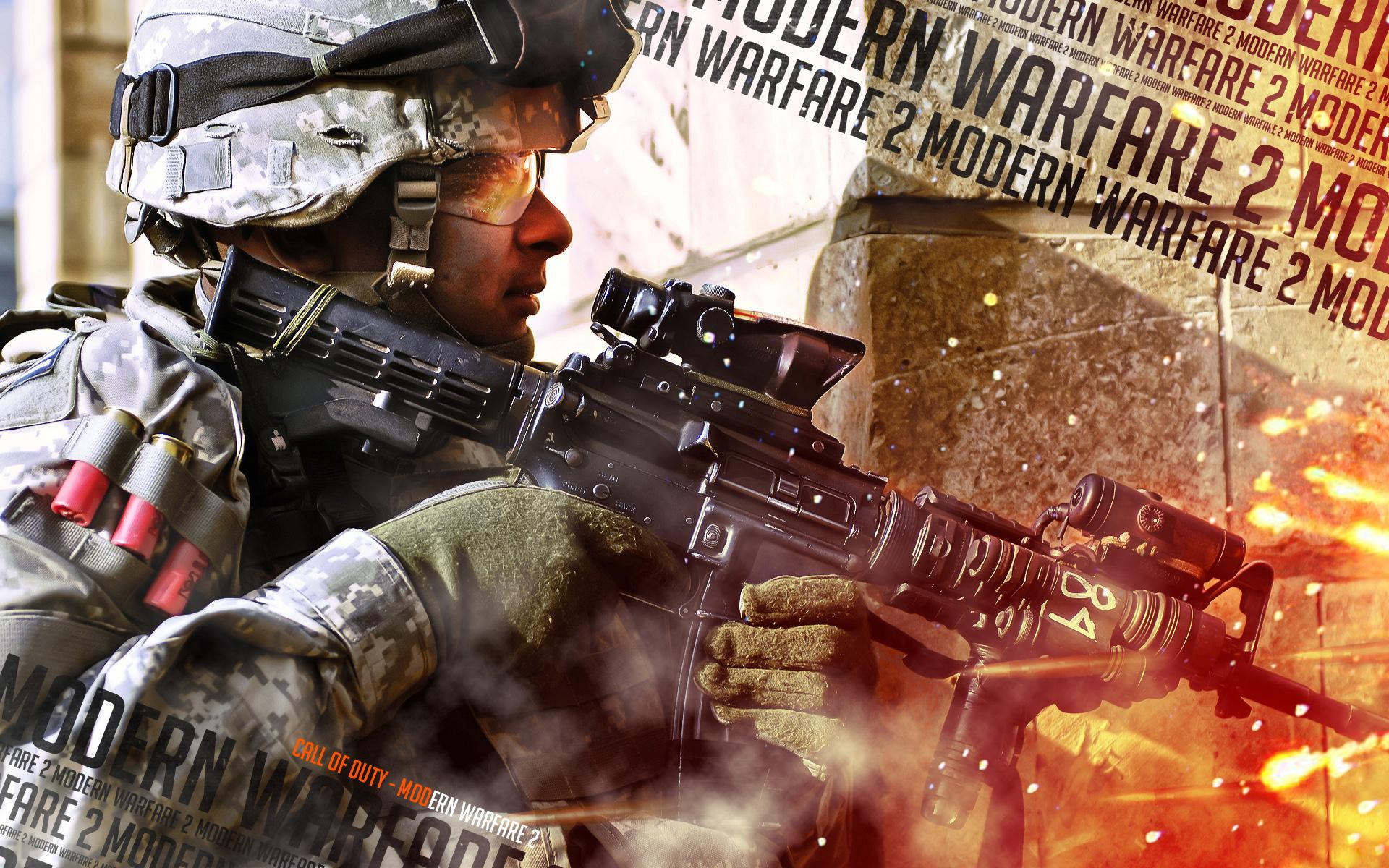 Обои Call of Duty: Modern.. 1920x1200