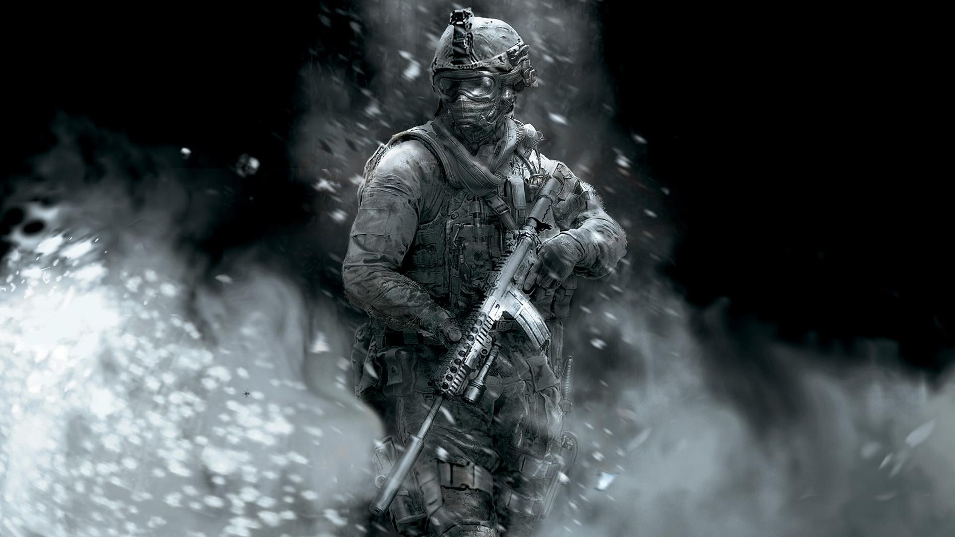 Обои Call of Duty Modern Warfare 1920x1080