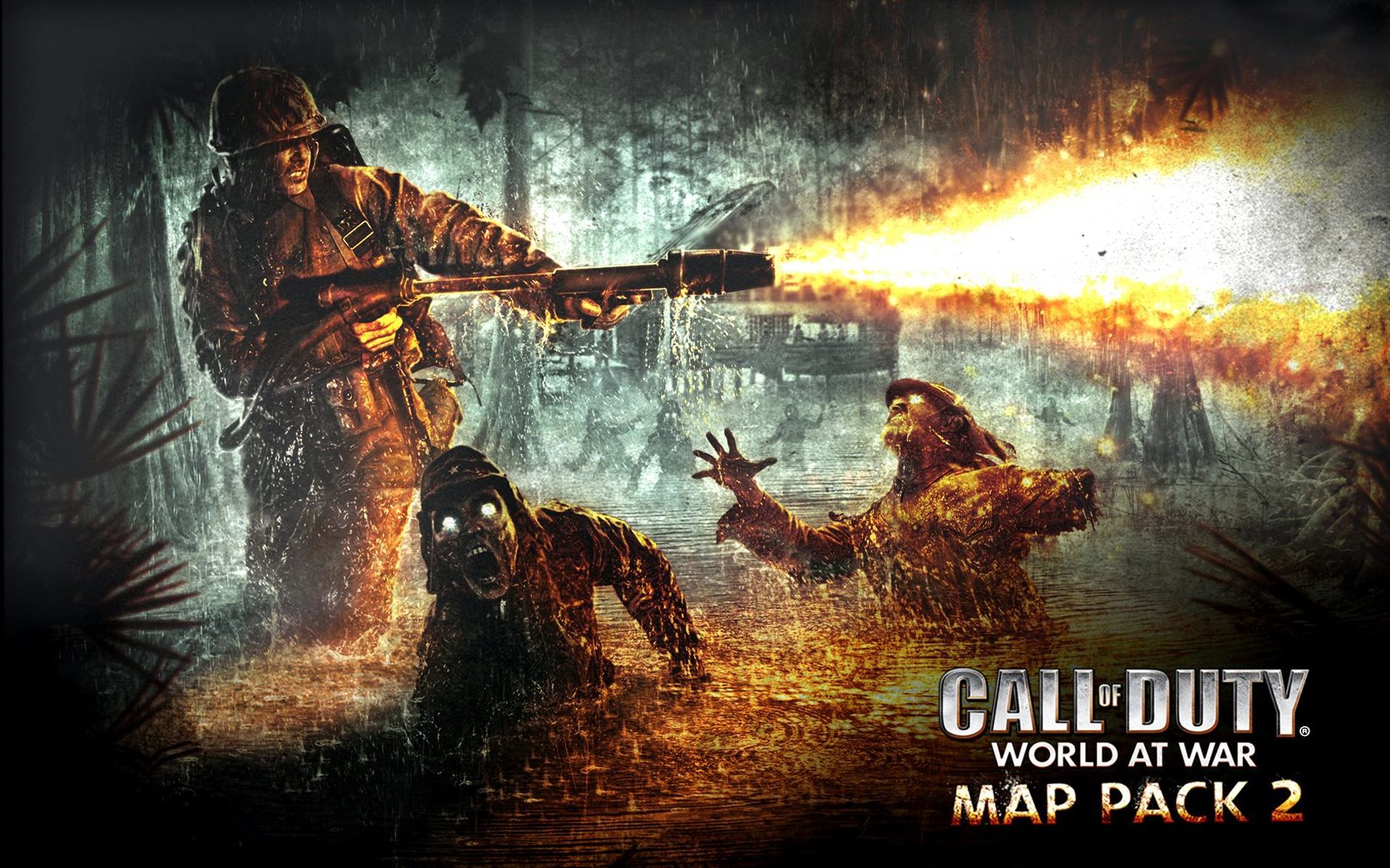 ���� Call Of Duty, ���� Map pack 2 1920x1200