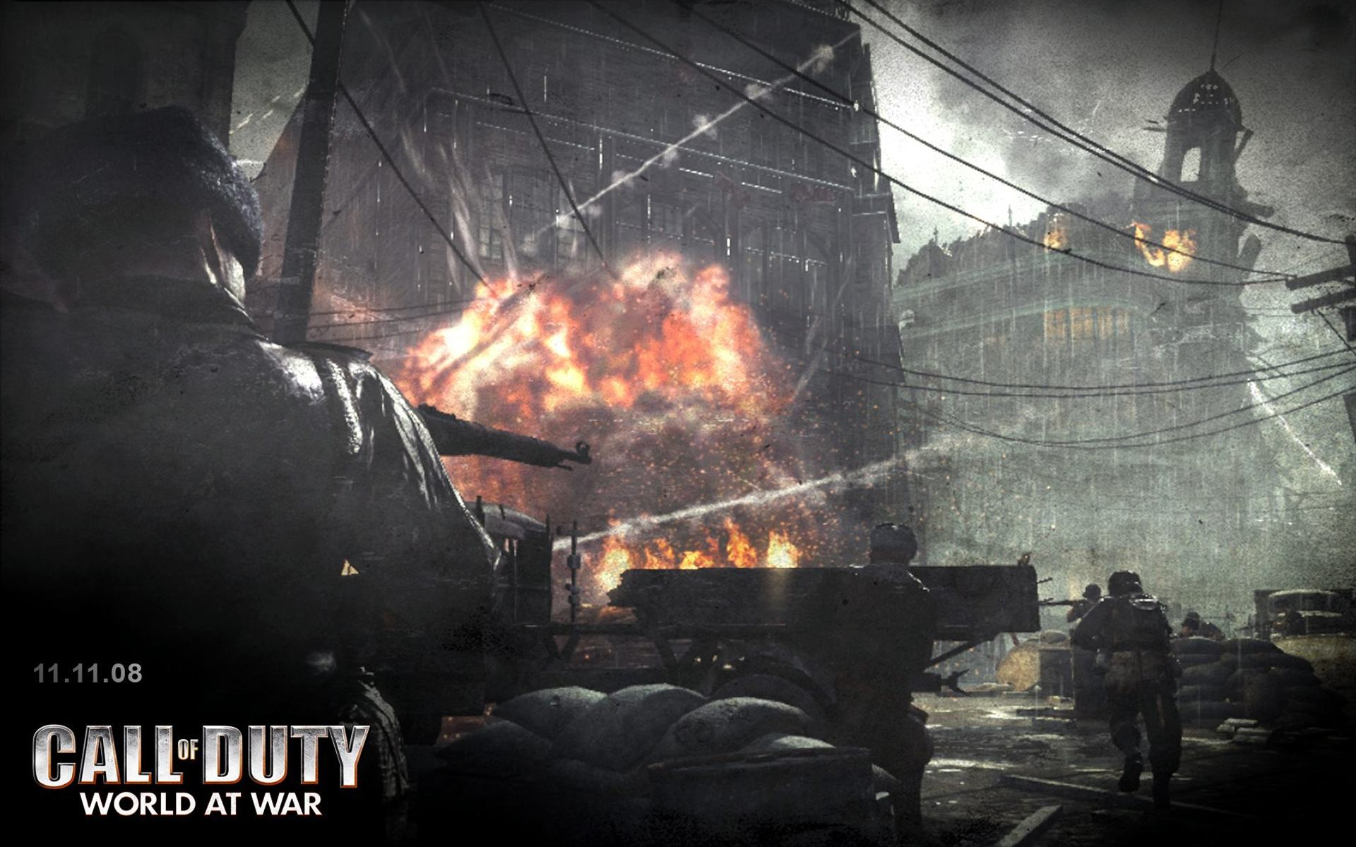 ���� Call of Duty, ������ ����� 1920x1200