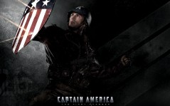 Captain America, The First Avenger / 1600x1200