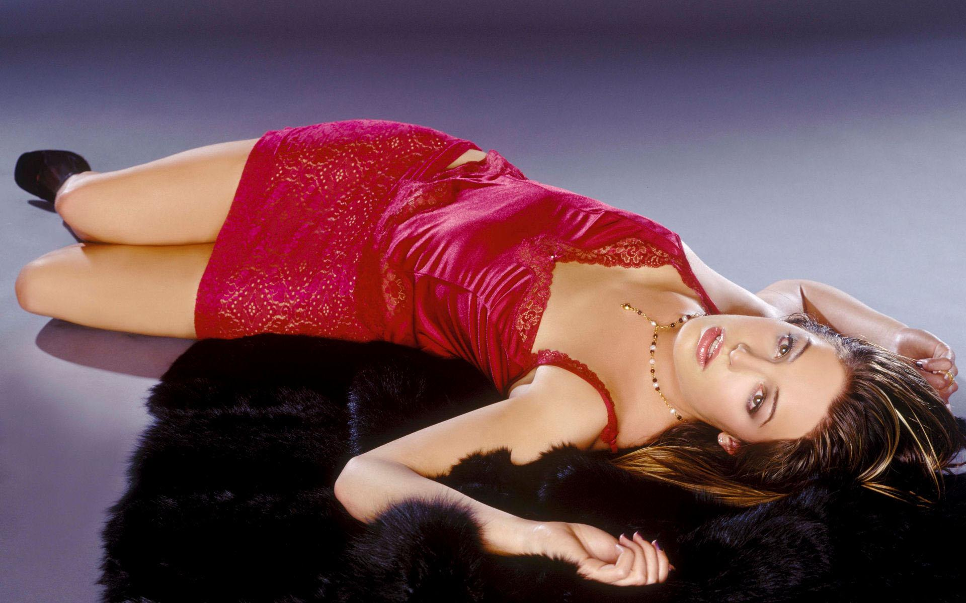 Обои Cat Deeley 1920x1200