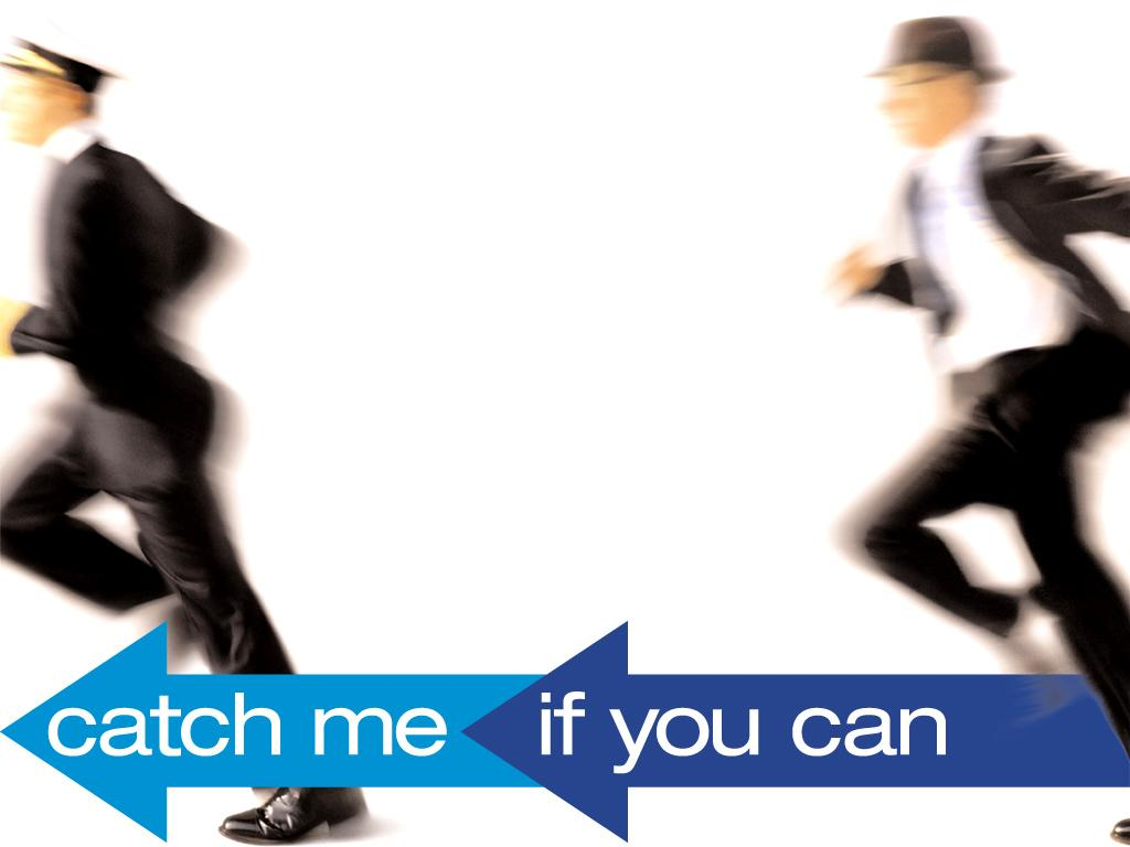 Обои Catch Me If You Can 1024x768