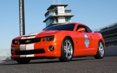 Chevrolet Camaro SS 2010 Indy 500 Pace Car / 1600x1200