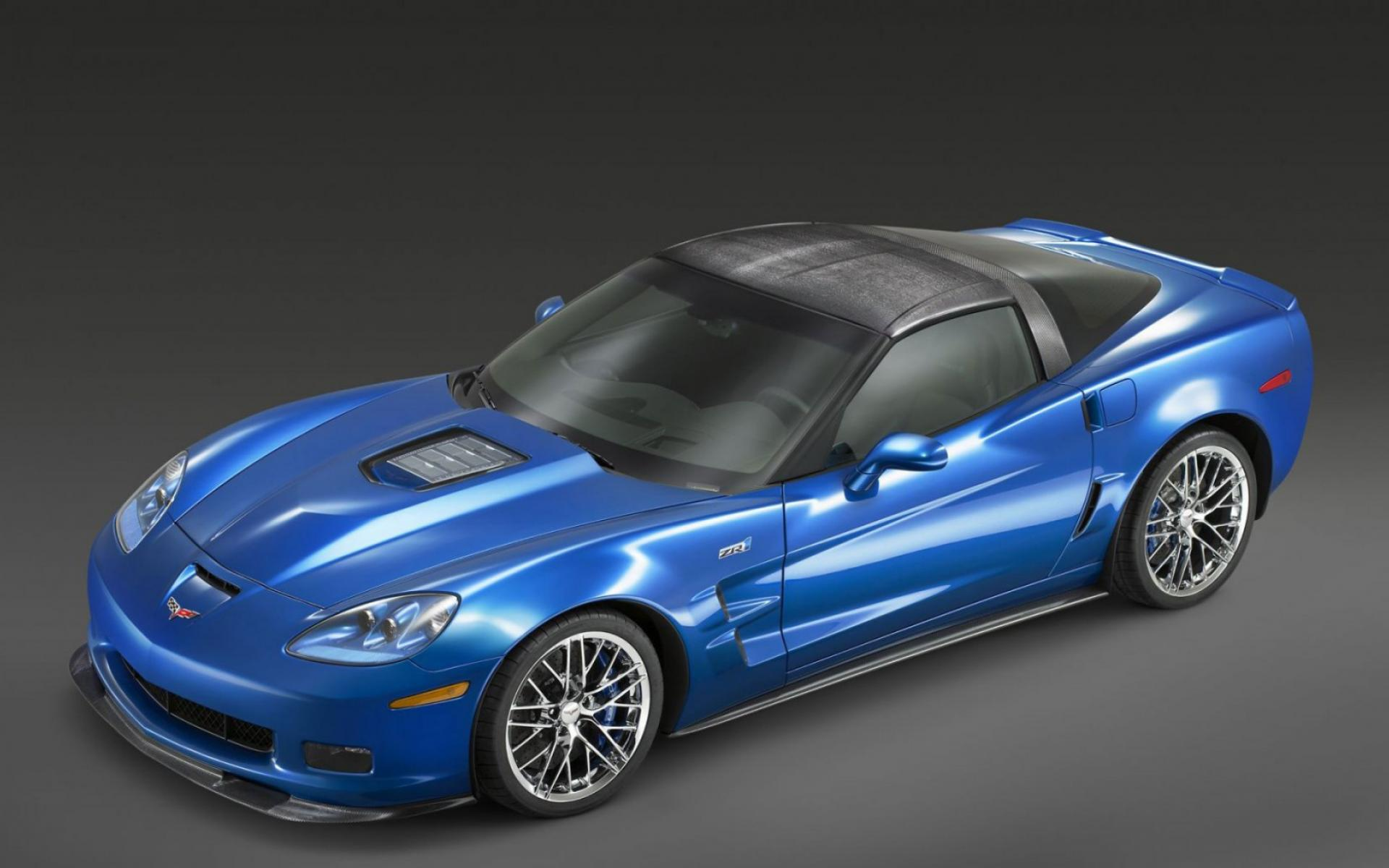 Обои Chevrolet Corvette ZR1 1920x1200