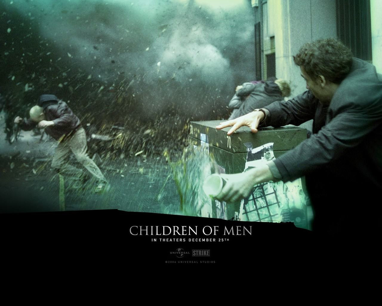 Обои Children of Men 1280x1024