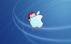 Christmas Apple / 1680x1050