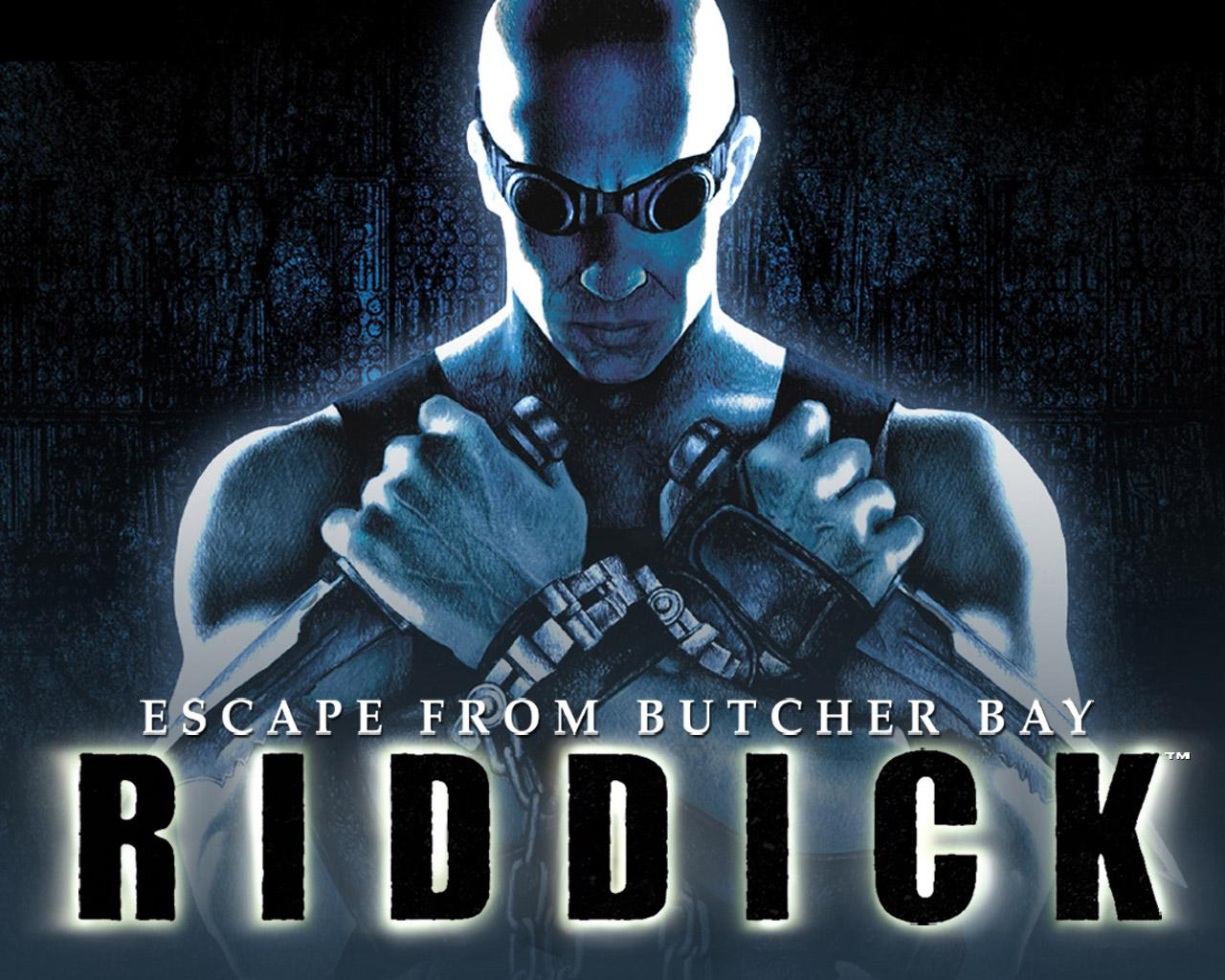Обои Chronicles of Riddick: Escape from Butcher Bay 1280x1024