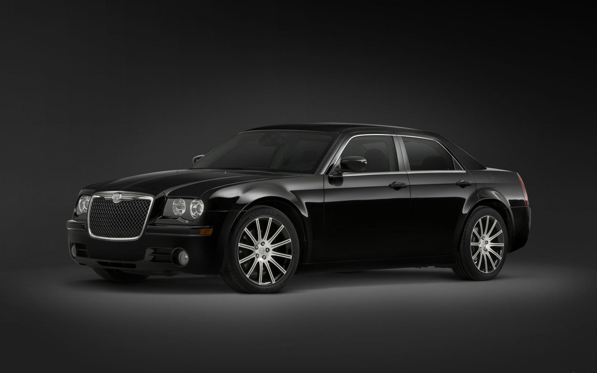 Обои Chrysler 300 1920x1200