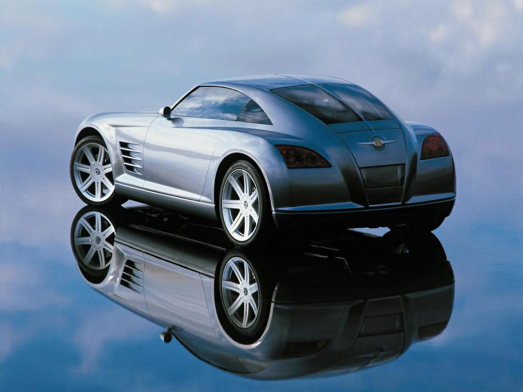 Обои Chrysler Crossfire 1024x768