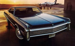Chrysler Imperial LeBaron 2-door Hardtop 1972 / 1280x960