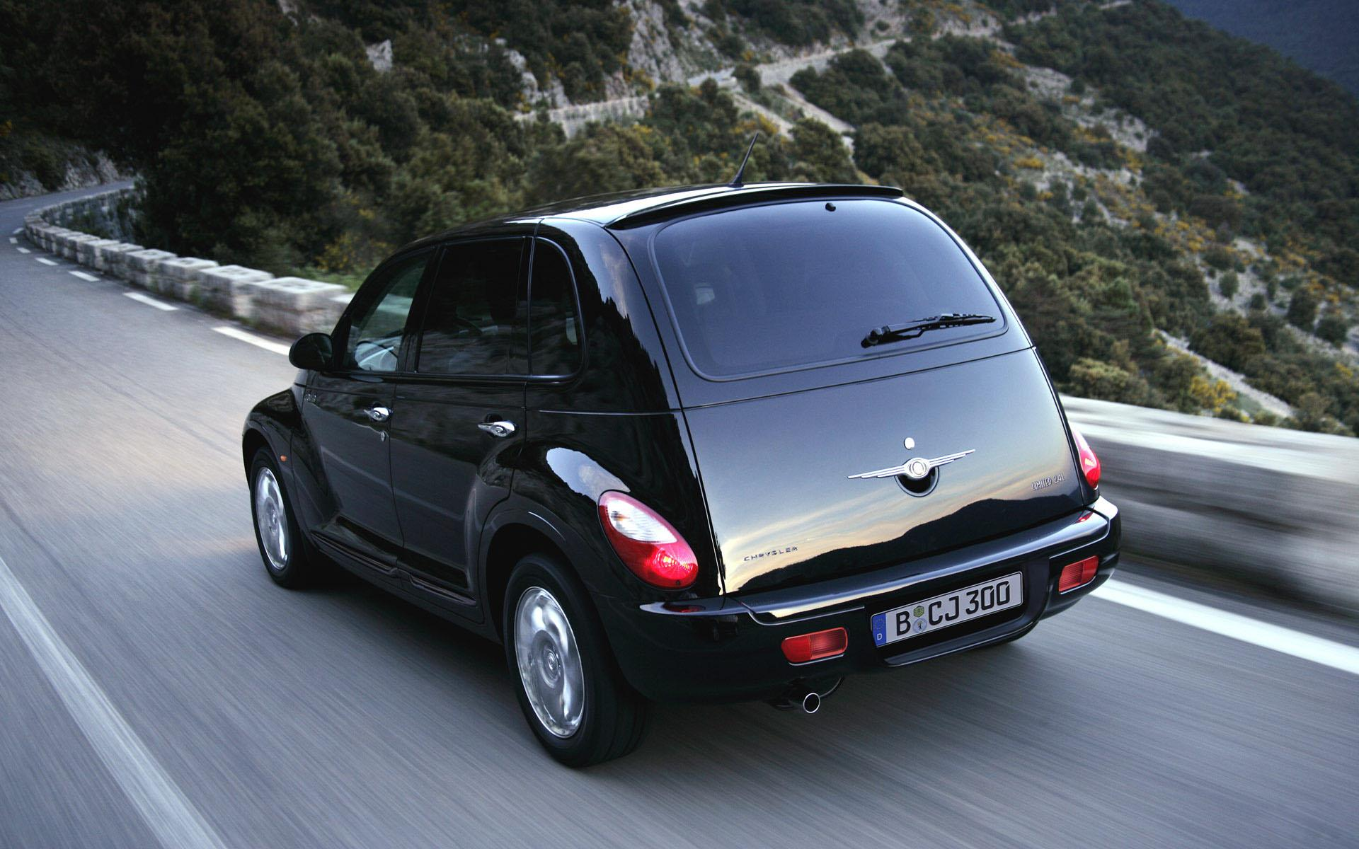 Обои Chrysler PT-Cruiser 1920x1200