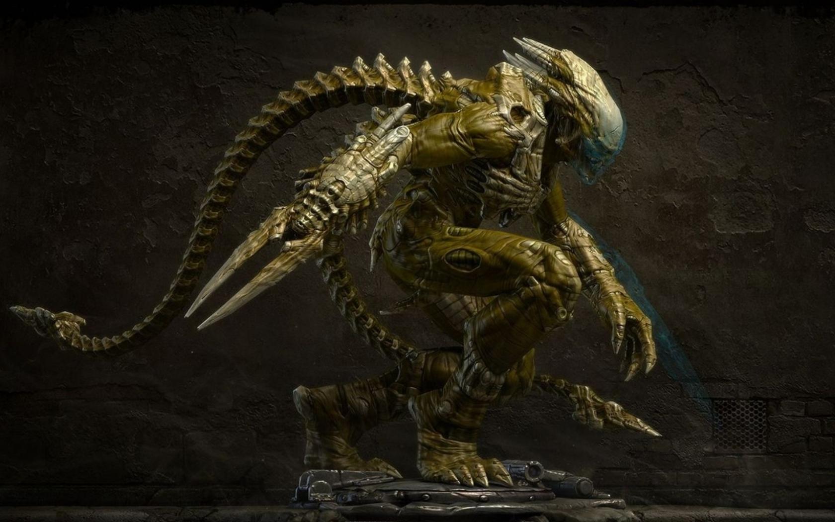 Aliens vs. Predator / чужой против хищника скачать торрентом.