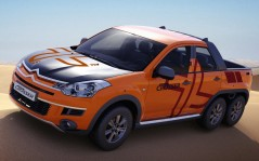 Citroen Cruise Crosser / 1680x1050