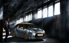Citroen DS3 Racing в ангаре / 1920x1200