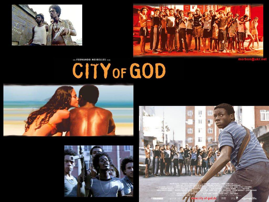 Обои City of God 1024x768