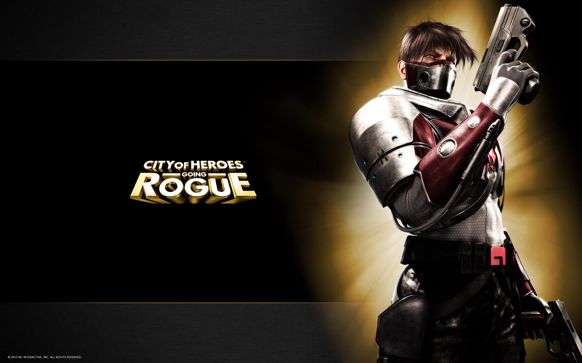 Обои City of Heroes: Going Rogue 1920x1200