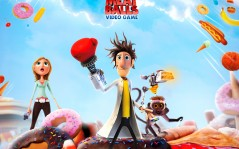 Cloudy With a Chance of Meatballs / 1280x1024