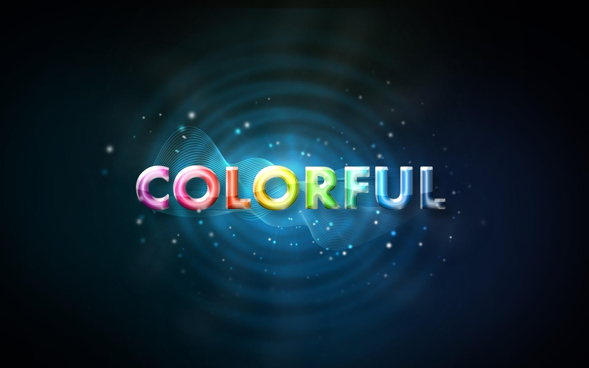 Обои ColorFul 1920x1200