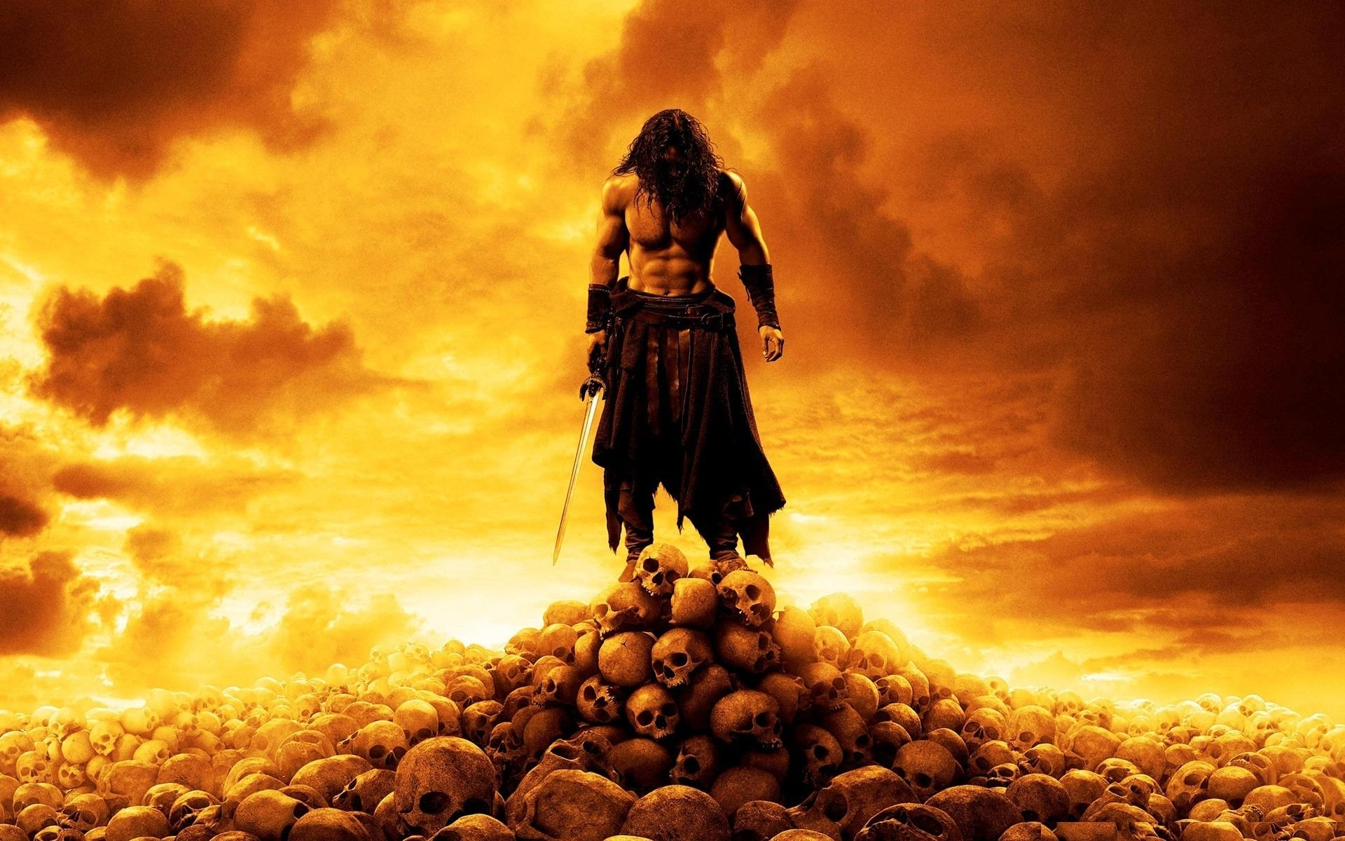 Обои Conan the barbarian, 2011 1920x1200