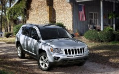 Crossover Jeep-Compass / 1920x1200