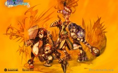 Crystal Chronicles / 1024x768