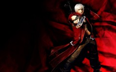 Данте из Devil may cry / 2560x1600