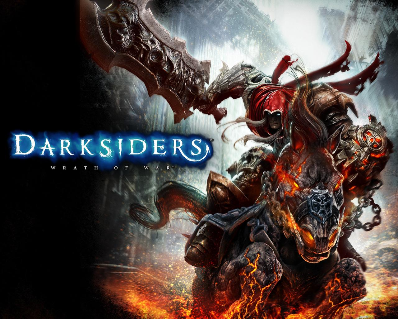 Обои Darksiders: Wrath of War 1280x1024
