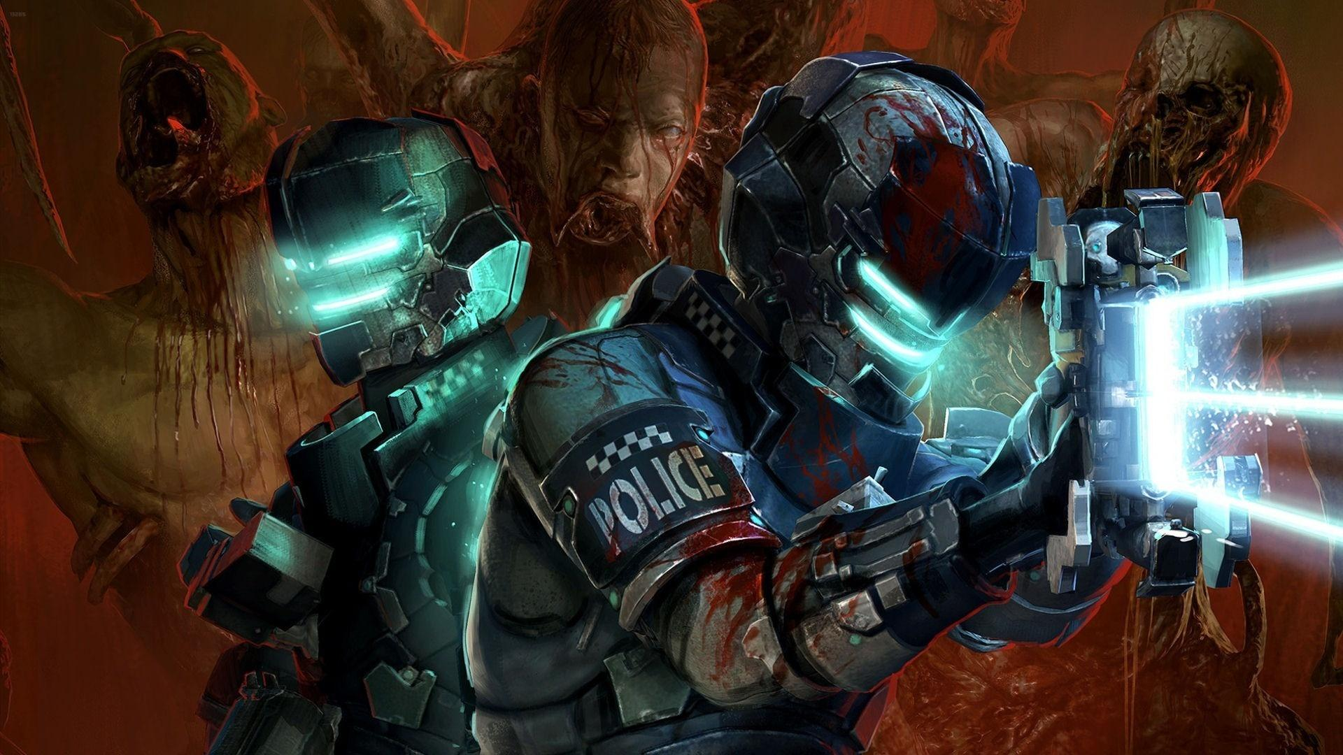 ���� Dead Space ������� 1920x1080