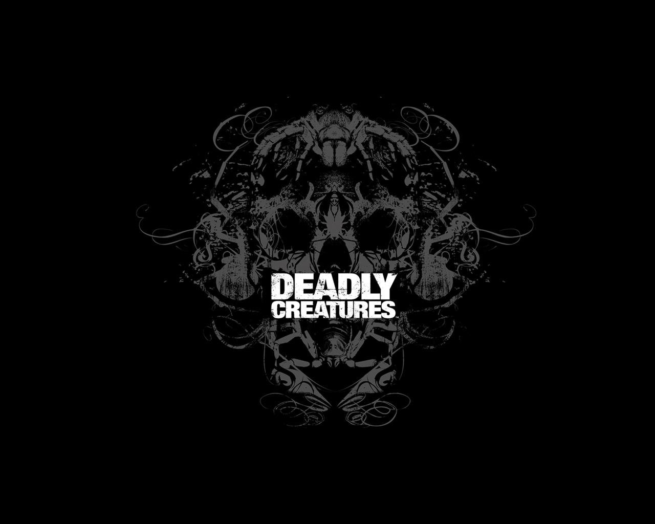 Обои Deadly Creatures 1280x1024