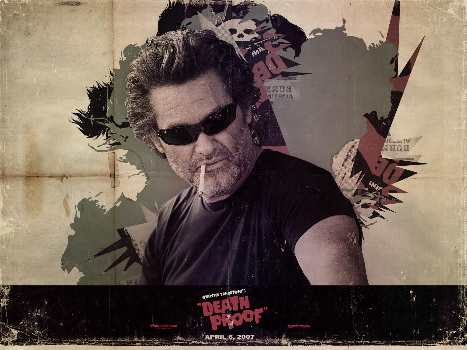 Обои Death Proof 1600x1200