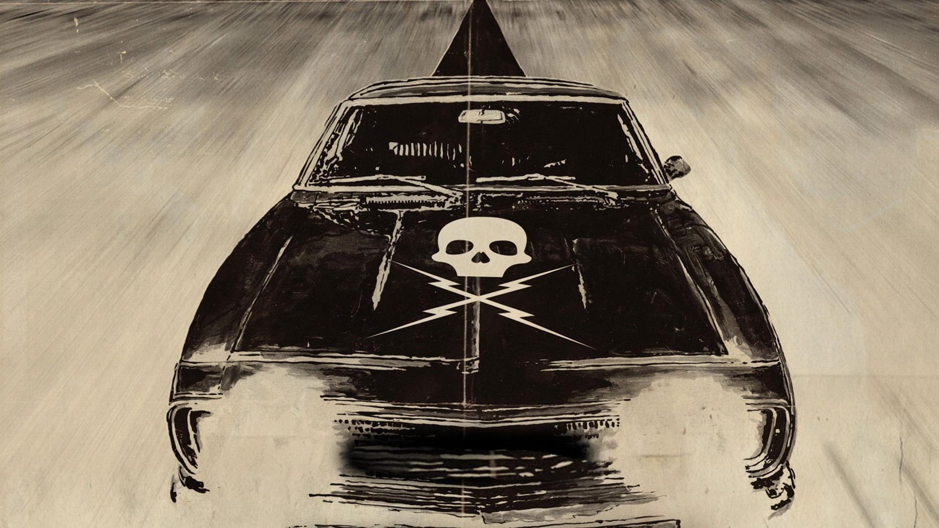 Обои Death proof, quentin tarantino 1920x1080