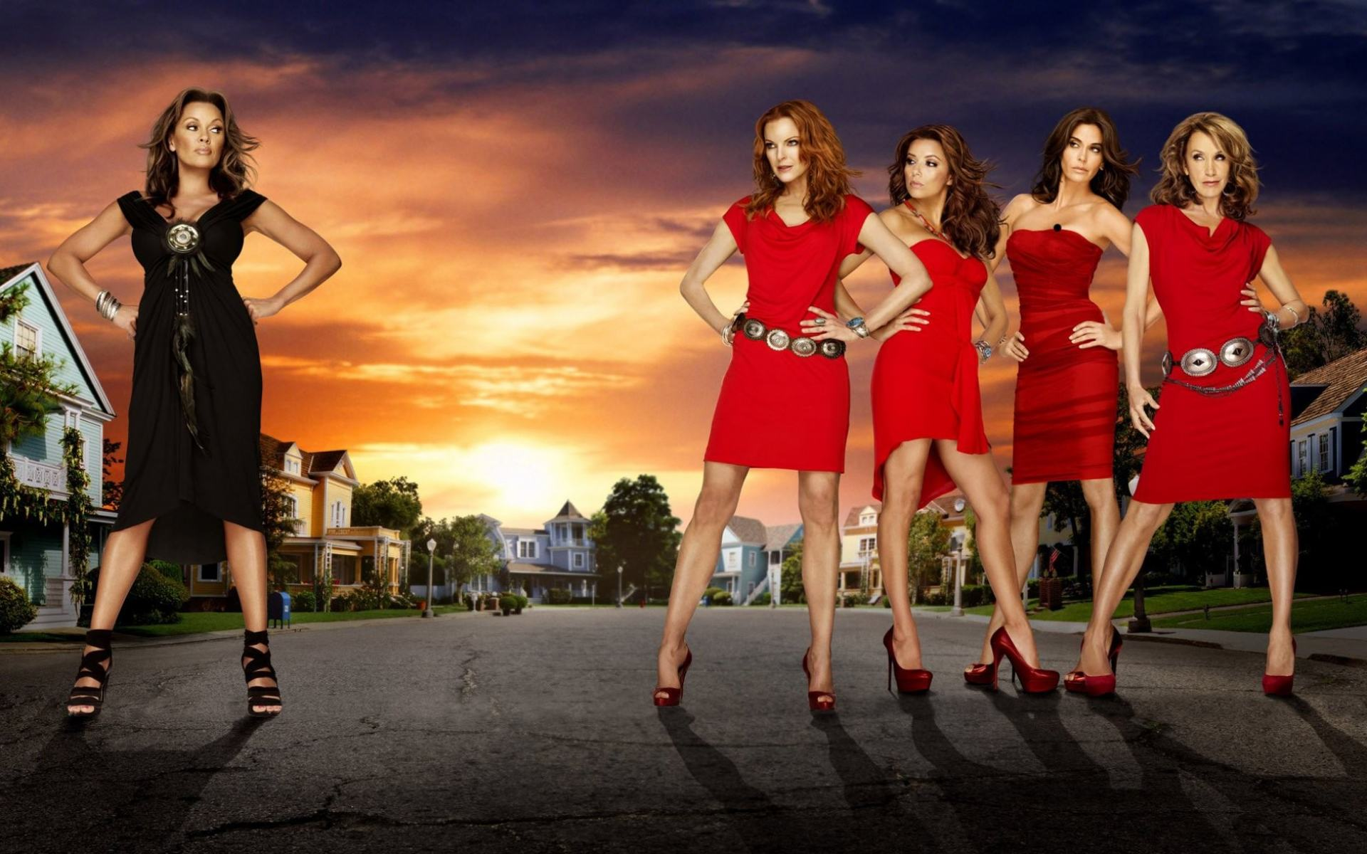 Обои Desperate Housewives 1920x1200