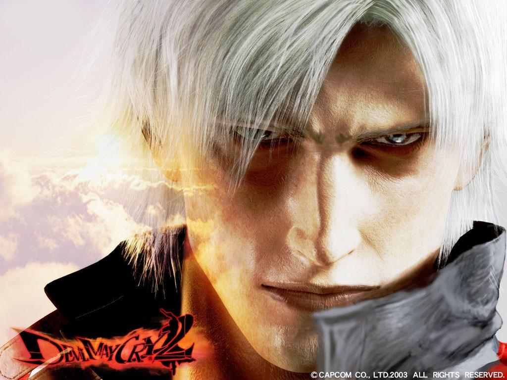 Обои Devil May Cry 2 1024x768