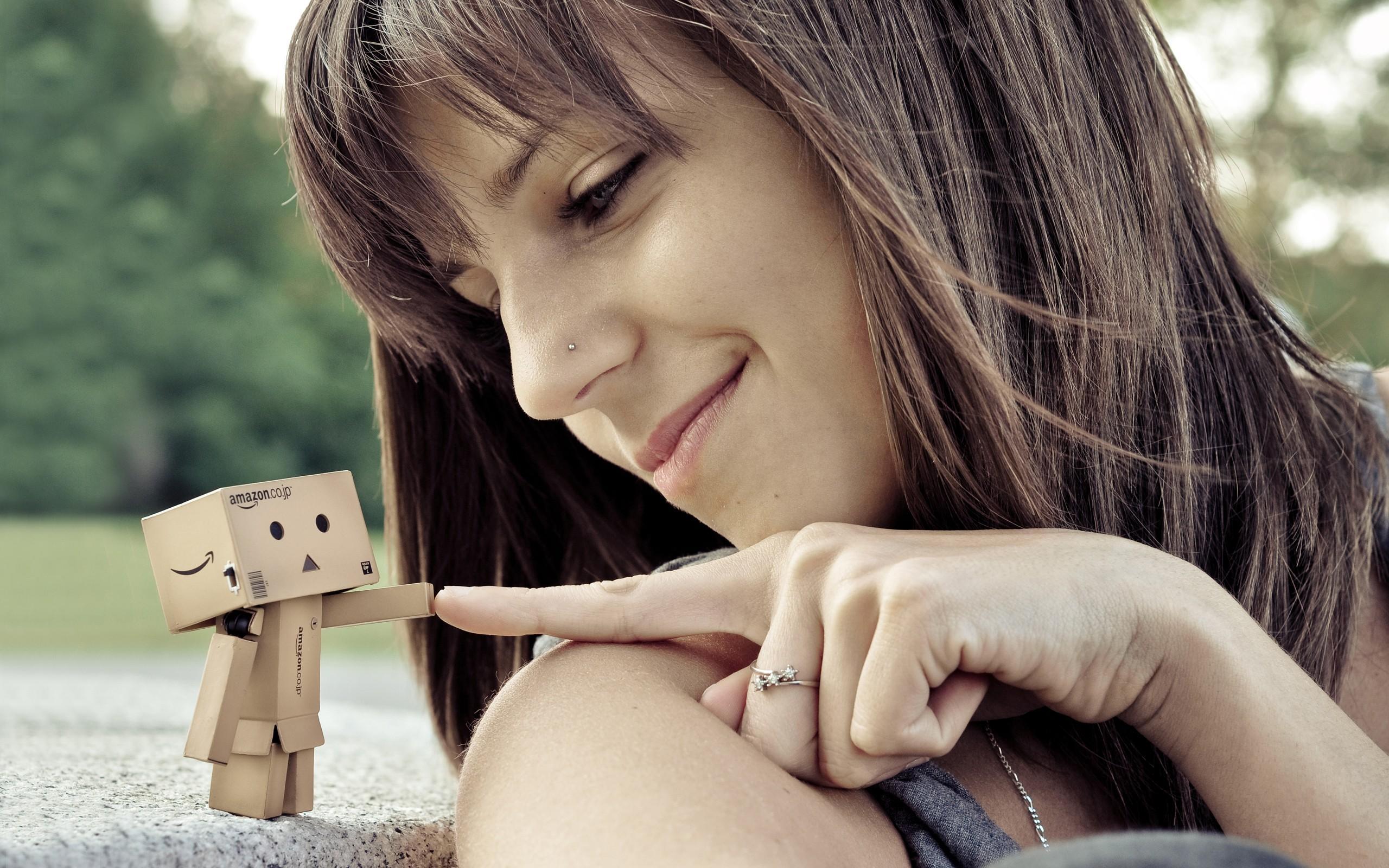 Фото красивых девушек с игрушками внутри 4 фотография